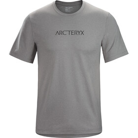 Arc'teryx Remige Word T-shirt Homme, cryptochrome